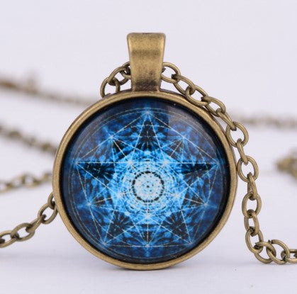 New Supernatural Pentagram Necklaces