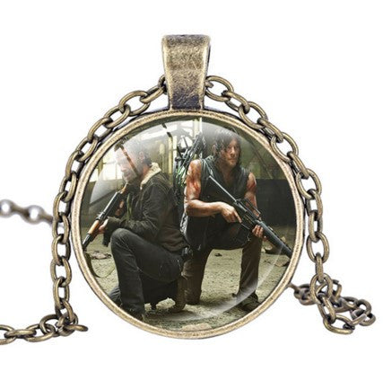 The Walking Dead Special Necklace - 60% OFF + FREE SHIPPING
