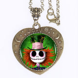 Jack Mad Hatter Vintage Necklace - 50% OFF + FREE SHIPPING