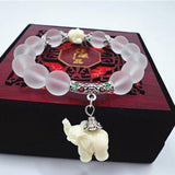 Natural Elephant Bracelet - 50% OFF + FREE SHIPPING