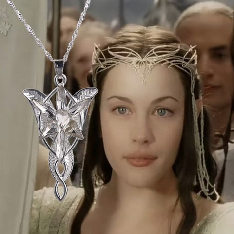 Princess Aragorn Arwen Evenstar Necklace