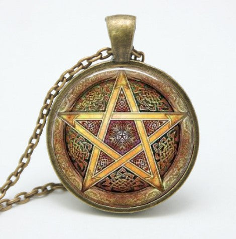 Supernatural Bronze Star Necklace