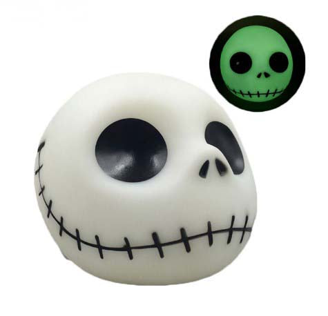 Jack Glow in Dark Coin Bank - 50% OFF + FREE SHIPPING