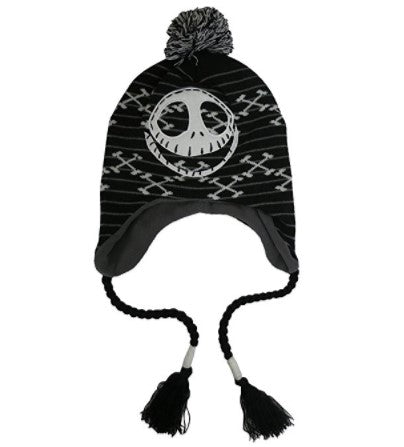 Jack Black/White Scandinavian Hat - 50% OFF