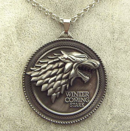 Game of Thrones Necklace - 60% OFF + FREE SHIPPING