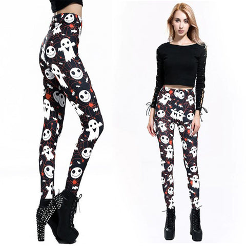 New Jack Halloween Leggings