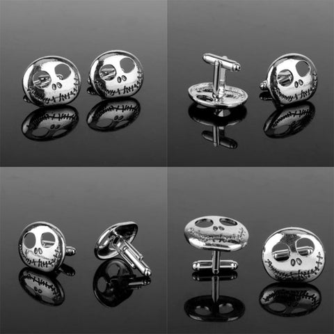 Jack Luxury Cufflinks 2pcs - 50% OFF + FREE SHIPPING