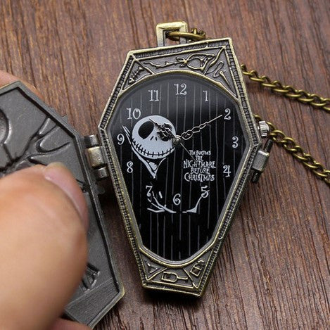 New Nightmare Before Christmas Pocket Watch 50 Off Free Shipping Coolstuff Namir