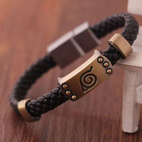 Naruto Leaf Bracelet - Limited Edition - 60% OFF + FREE SHIPPING