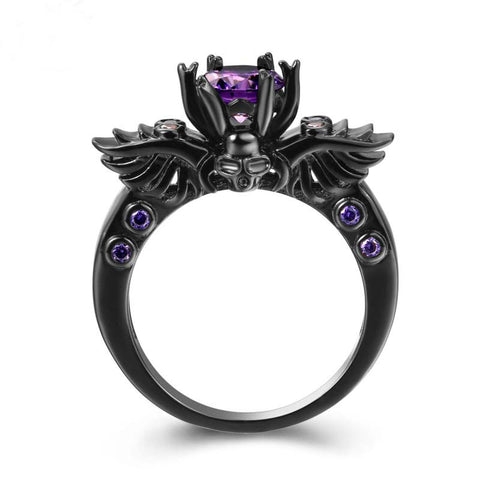 Jack Inspired Black Ring - 50% OFF + FREE SHIPPING