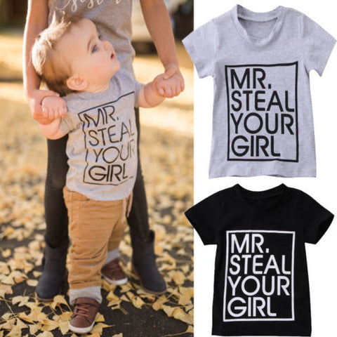 Mr Steal Your Girl T-shirt