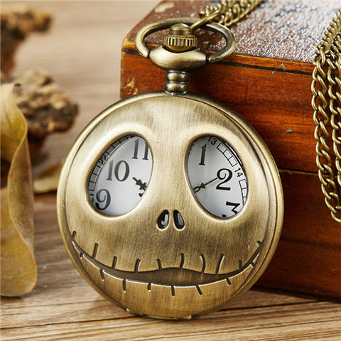 New Jack Pocket Watch
