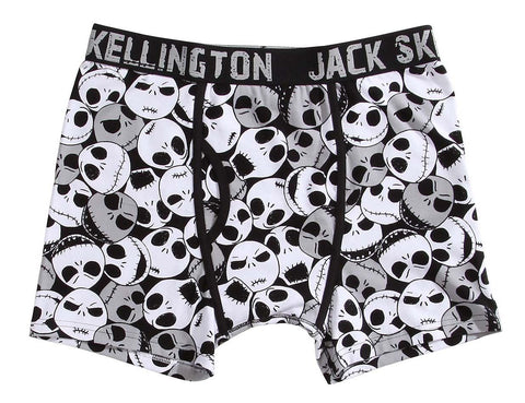 Jack Skellington Men's Boxer - 50% OFF