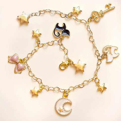 Sailor Moon Chain Bracelet - 60% OFF + FREE SHIPPING