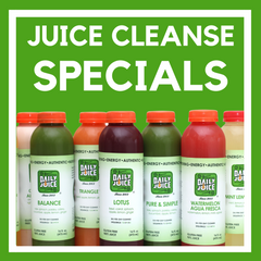 CLEANSE SPECIALS