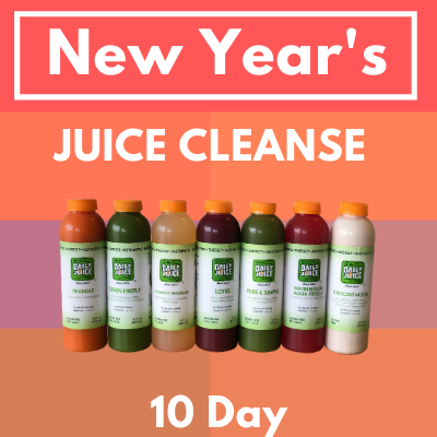 10 Day Cleanse - New Year's Special