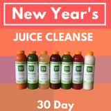 30 Day Cleanse - New Year's Special