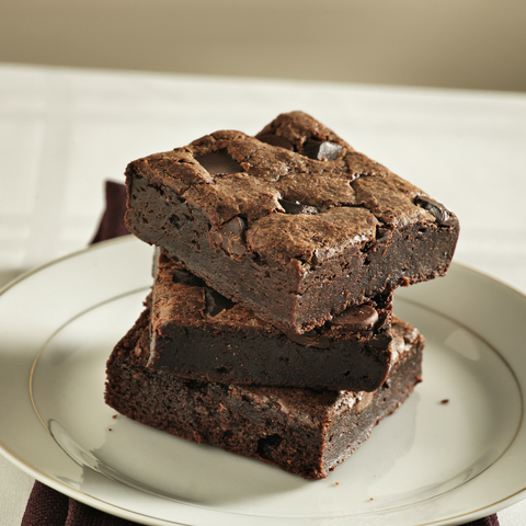Amazing GF Vegan Chocolate Chunk Brownies (1 Dozen)