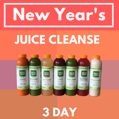 3 Day Cleanse - New Year's Special