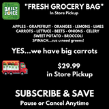 "FRESH GROCERY BAG ""FARM BOX"" - Pickup (not delivery)"