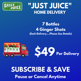 Juice & Shots Delivered
