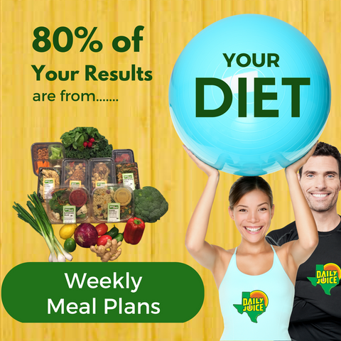 Get Fit Meal Plan - Choose # of Weeks