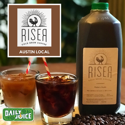 Riser Coffee Cold Brew - Daily Juice Combos