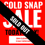 "Sale Over! Try Coupon ""ColdSnap25%"" & Save 25%"