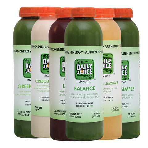 6 Day Cleanse