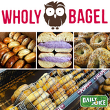 Wholy Bagel - BAGEL & JUICE (or groceries) COMBO