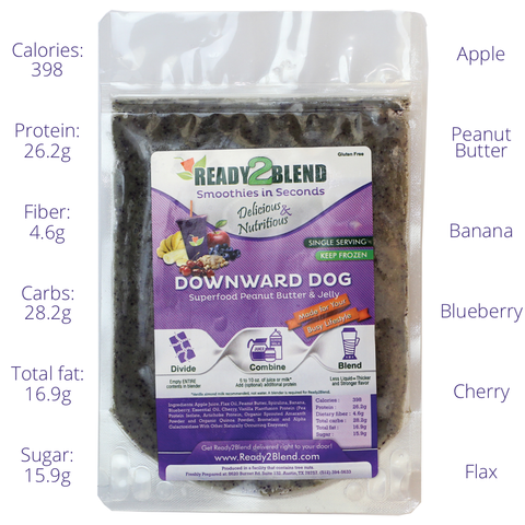 Downward Dog 25 Pack