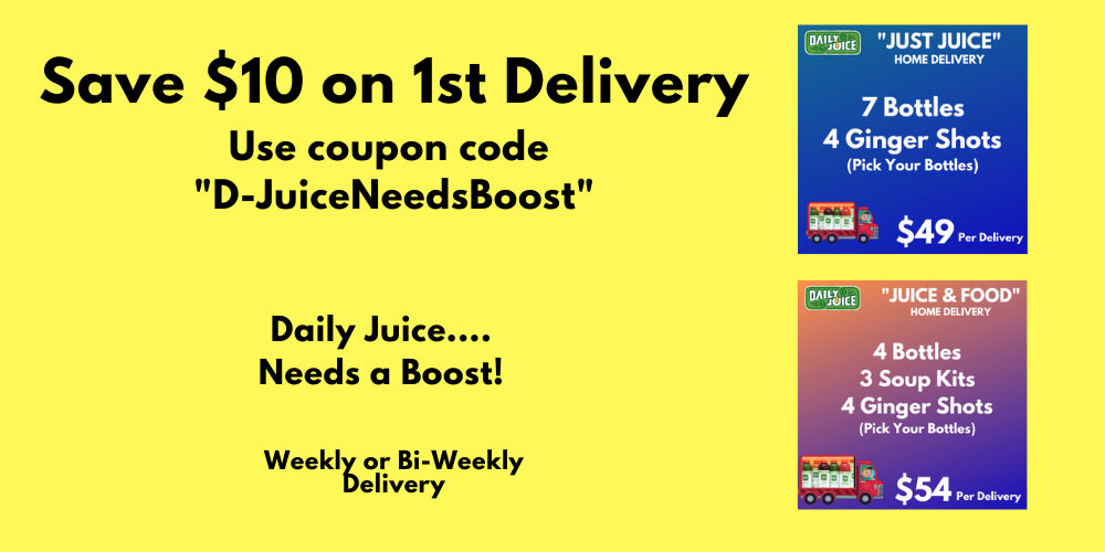 Send Juice as a Gift to someone!