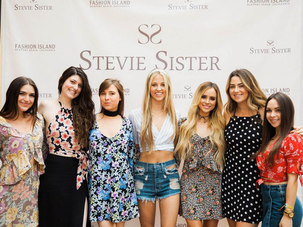 Throwing back to Stevie Sister's Flagship ParTAY