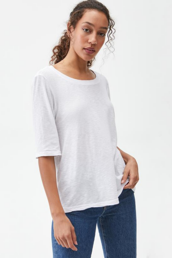Cozy Textured Striped Hoodie