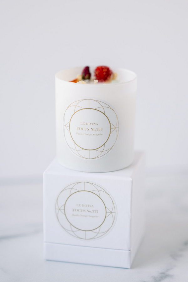 Focus 8 Oz Candle