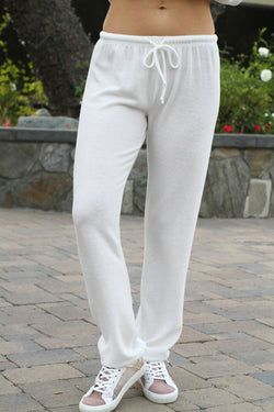 Loungy Sweatpant Off White