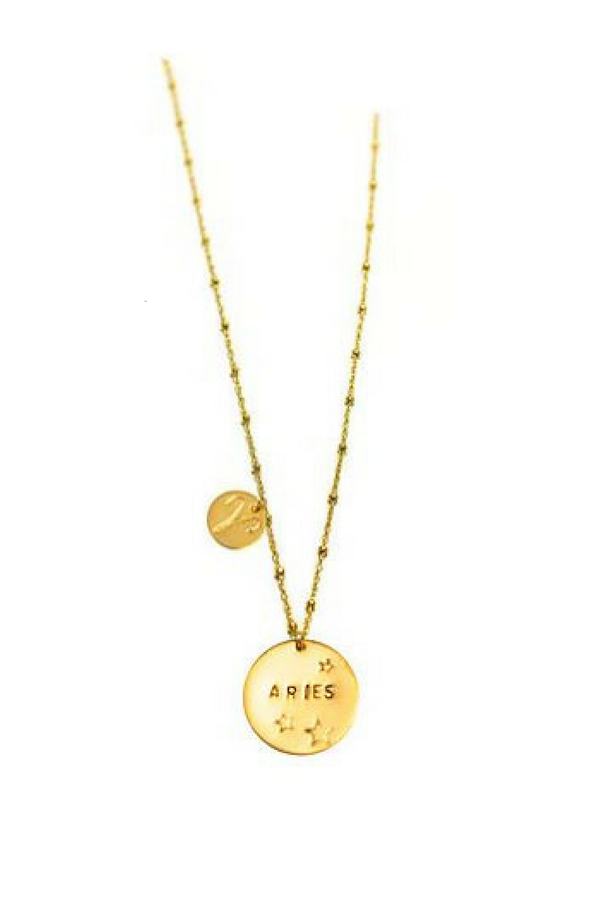 Written In The Stars Necklace - Stevie Sister