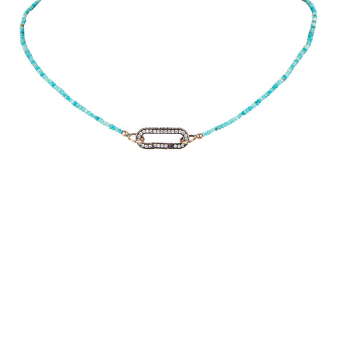Howlite Turquoise Saddle Up