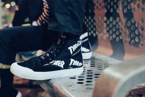 HUF x Thrasher Magazine 'Tour De Stoops' Collection