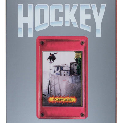 Hockey Main Event Andrew Allen Slick Deck - 8.25""