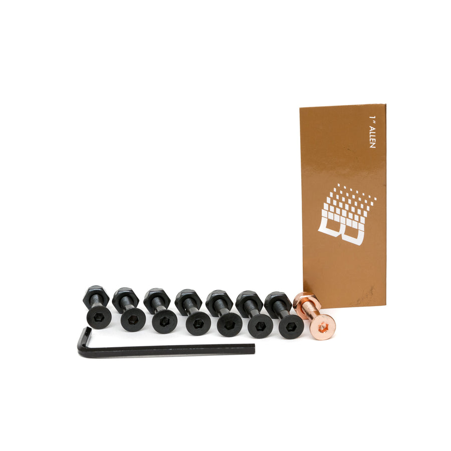 Bronze 56K Phillips Bolts - 7/8""