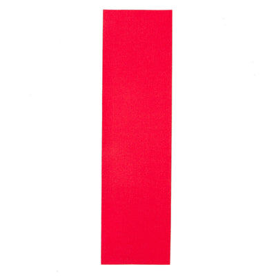 "Mob 9"" Width Perforated Griptape Sheet - Red"