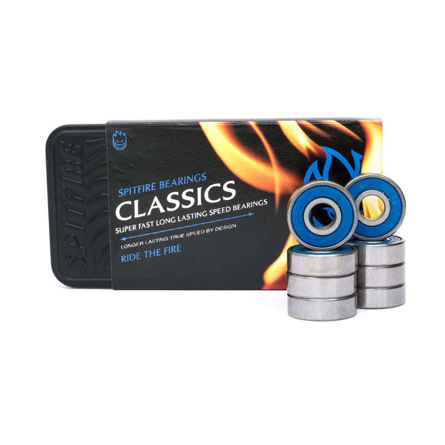 Spitfire Classic Skateboard Bearings 8 Pack