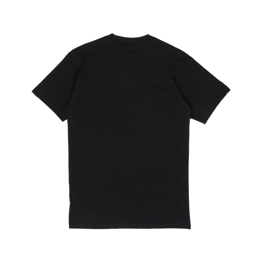 Vans Left Chest Logo T-Shirt - Black/White