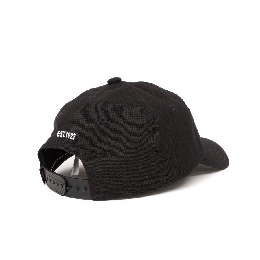 Dickies Hardwick 6 Panel Cap - Black