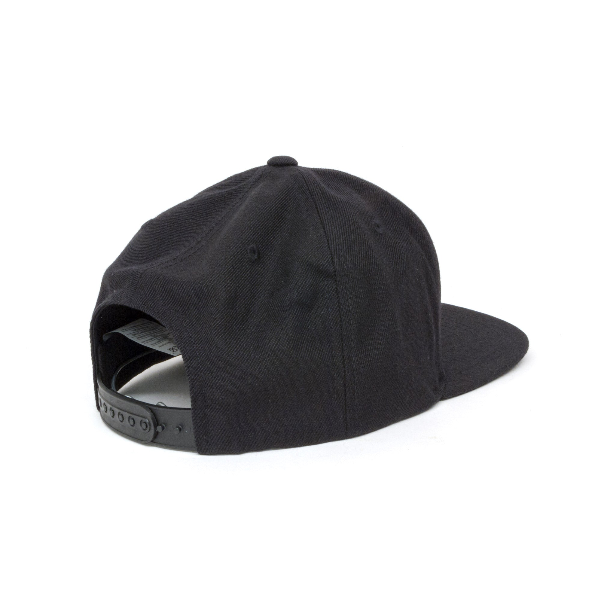 official photos 4b098 7cadb ... get volcom quarter twill snapback cap black 2a9e7 0dbf5