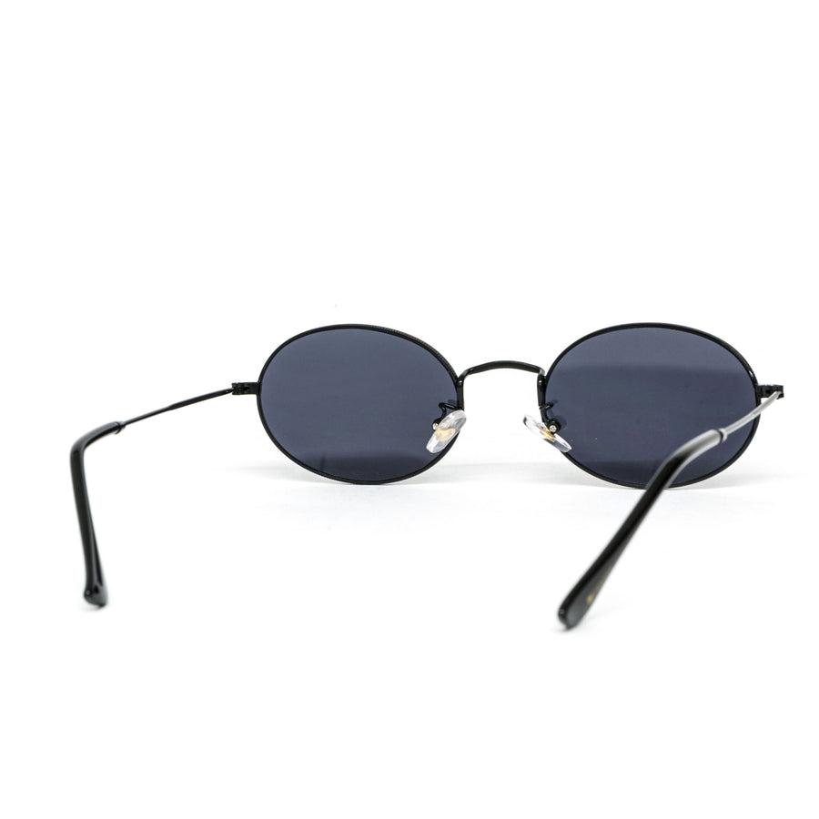 Glassy Sunhaters Stark Sunglasses - Black