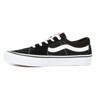 Vans Sk8-Low Pro Shoes - Black/White