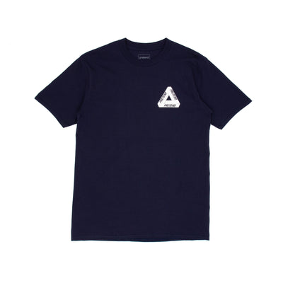 Pretend Triangle T-Shirt - Navy