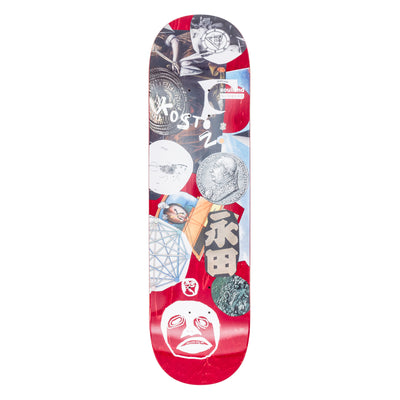 Numbers Edition 7 Eric Koston Deck - 8.5""